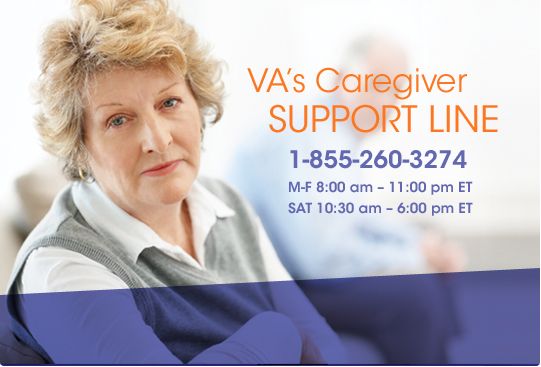 VA's Caregiver Support Line